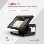 Онлайн касса Атол Sigma10