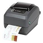Принтер штрихкода Zebra GX430t
